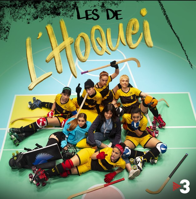 Les de l'hoquei - The Hockey Girls (2019-) ταινιες online seires xrysoi greek subs