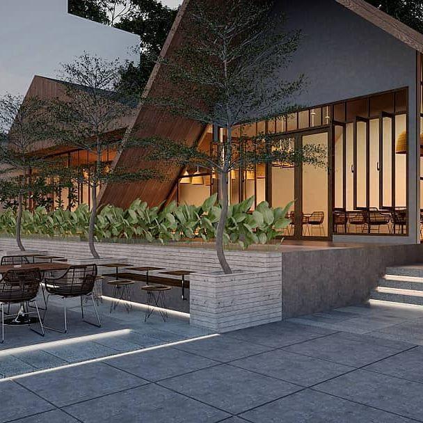 desain rumah minimalis atap miring