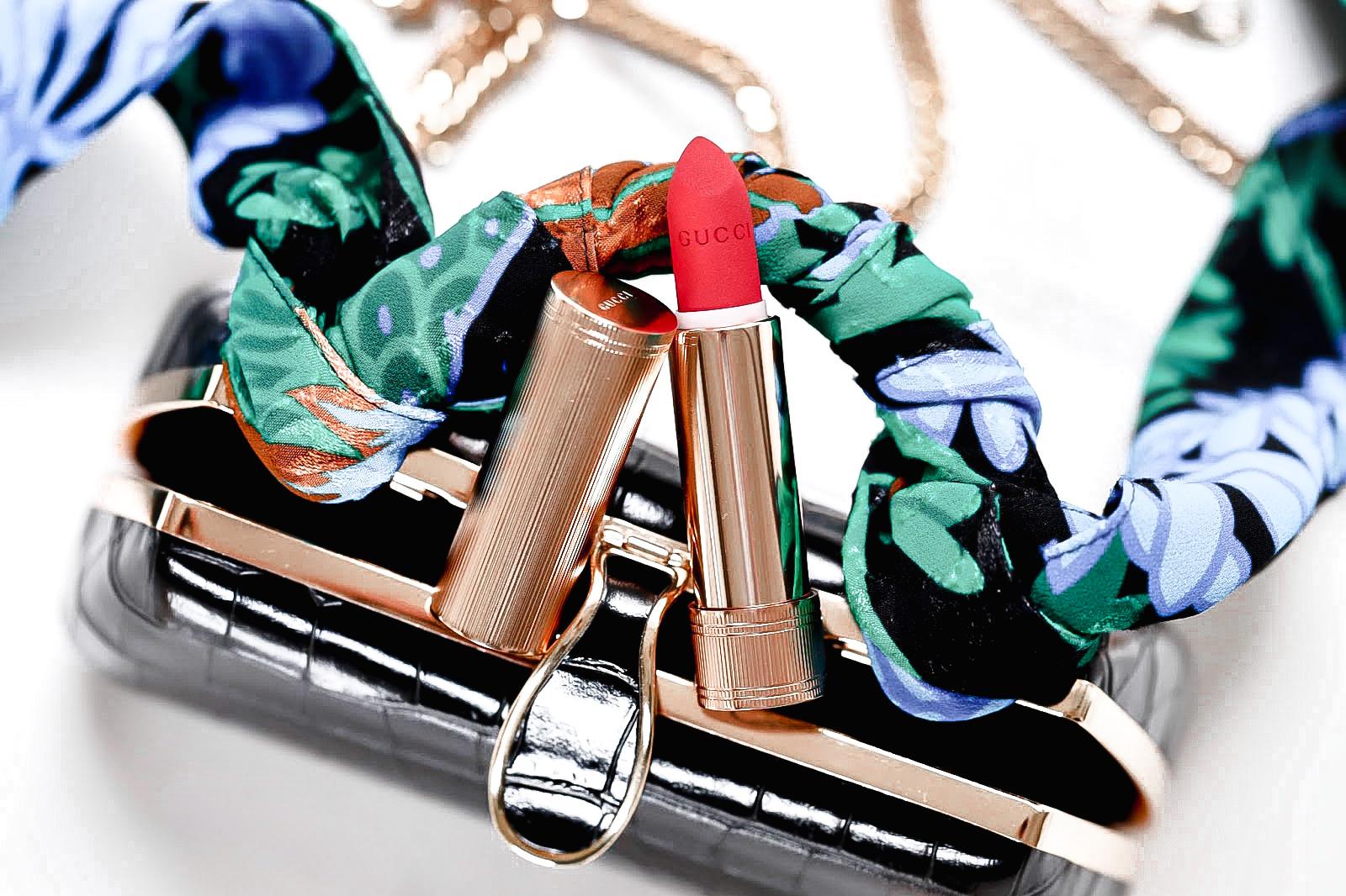 Gucci Rouge A Lèvres Mat avis