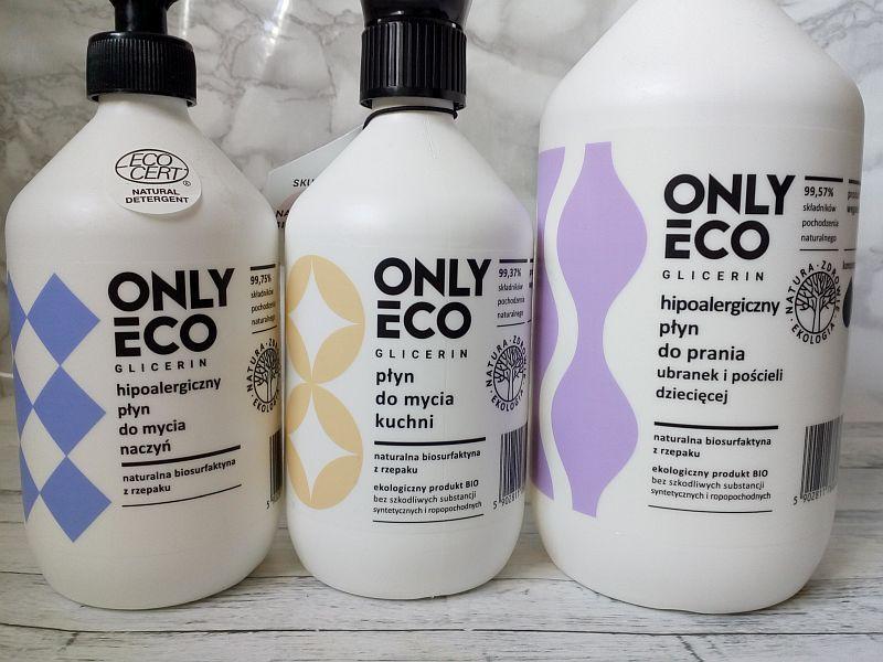 Only Eco - naturalne środki czystości.