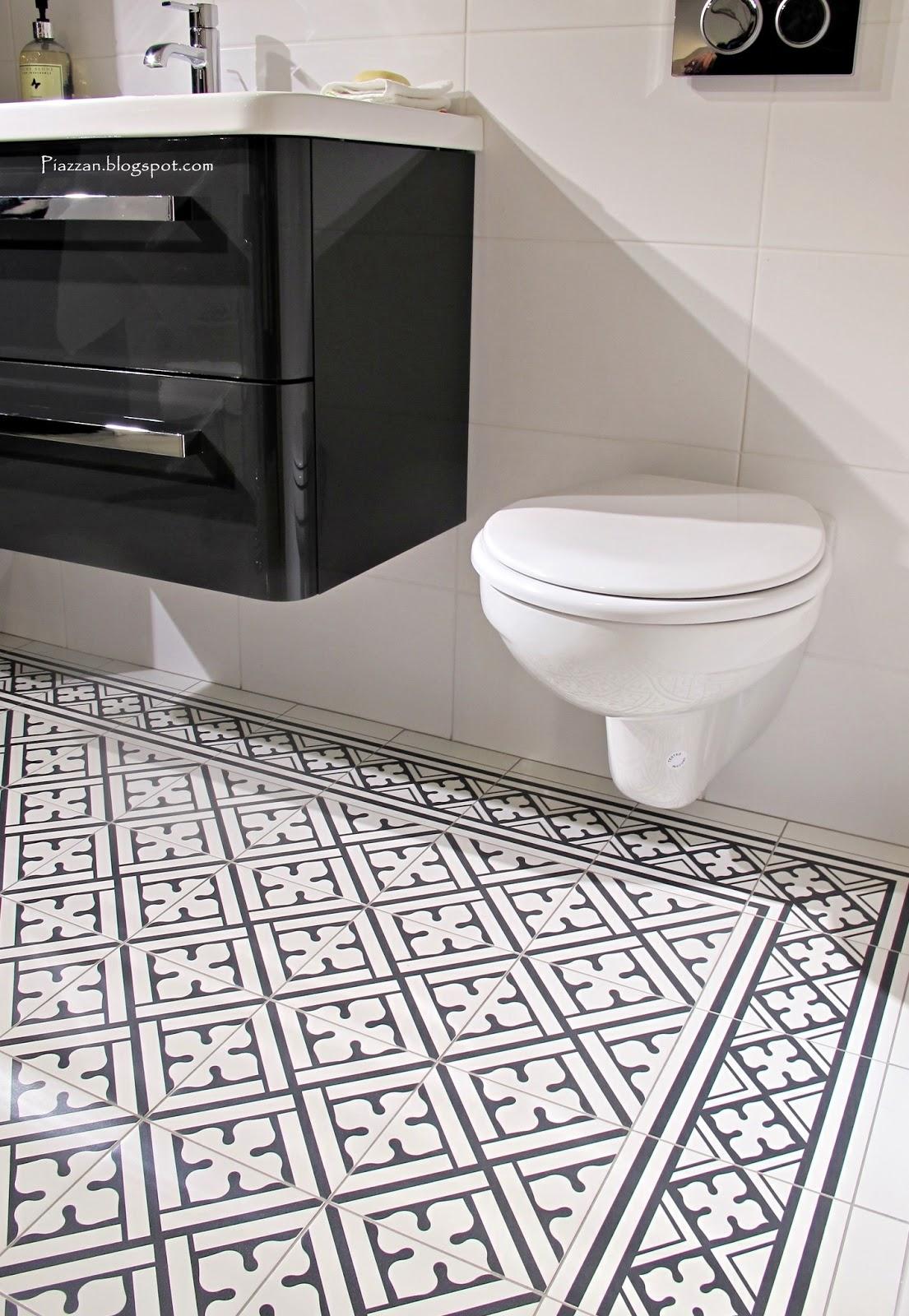 Badrum kakla om badrum : Piazzan: Marockanskt kakel till badrummet