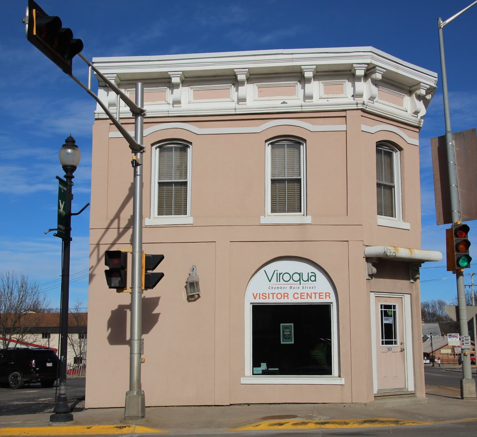 Wisconsin Historical Markers: Viroqua's Historic Downtown