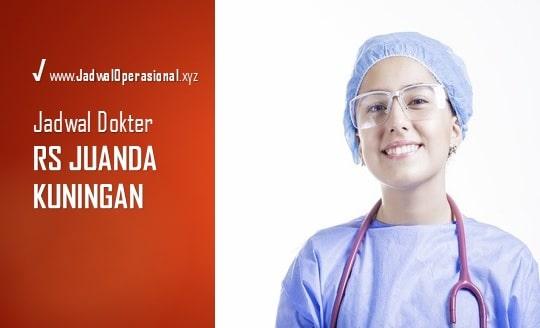 Jadwal Dokter RS Juanda Kuningan