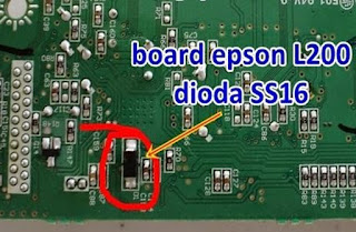 Mainboard Printer Epson L220