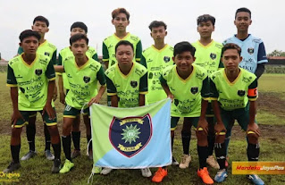 PS HW Plajan U -16 Juarai Trofeo Anniversary SSB Sinar Laut