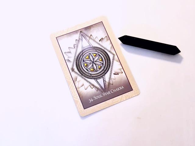 Soul Star Chakra - The Native Heart Healing Oracle