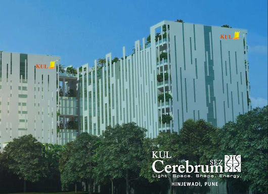 KUL Cerebrum SEZ – Eco-friendly Office Spaces for Flourishing Businesses
