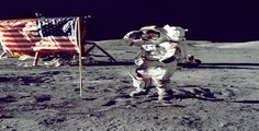 Moon Landing Conspiracy Theories | Did Man Really Land On Moon