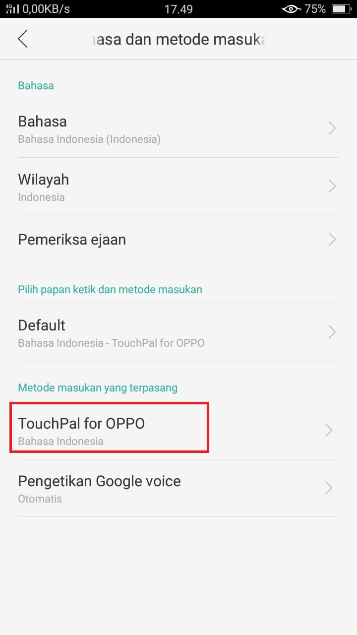 √ Cara Menghilangkan Kamus di Keyboard OPPO Sangat Mengganggu