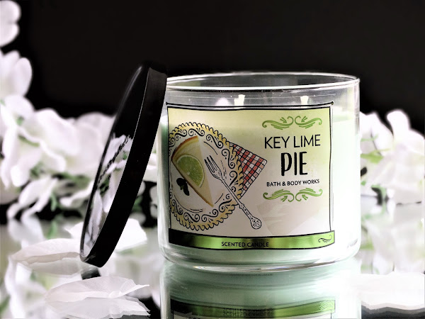 BATH & BODY WORKS | KEY LIME PIE - UN ZESTE DE GOURMANDISE !