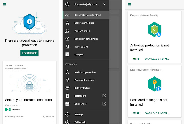 Kaspersky Security Cloud Review 2020