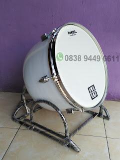 Bass hadroh ring drumband
