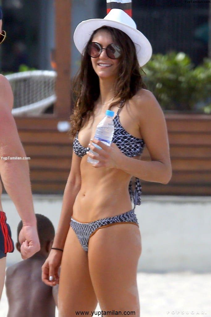 Nina Dobrev Hottest Bikini Pictures