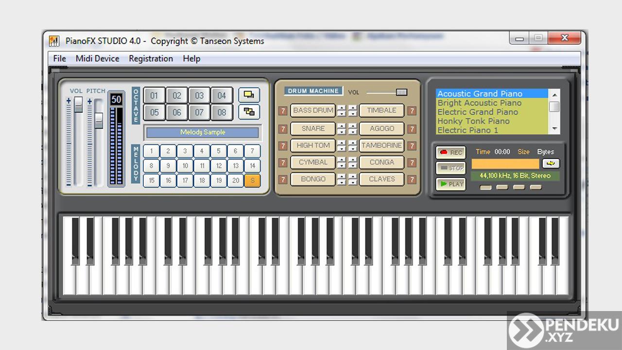 Piano FX Studi0 4.0