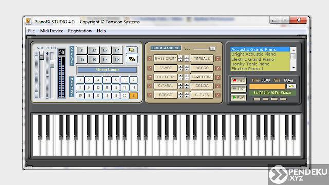 Piano FX Studio 4 + Serial Number