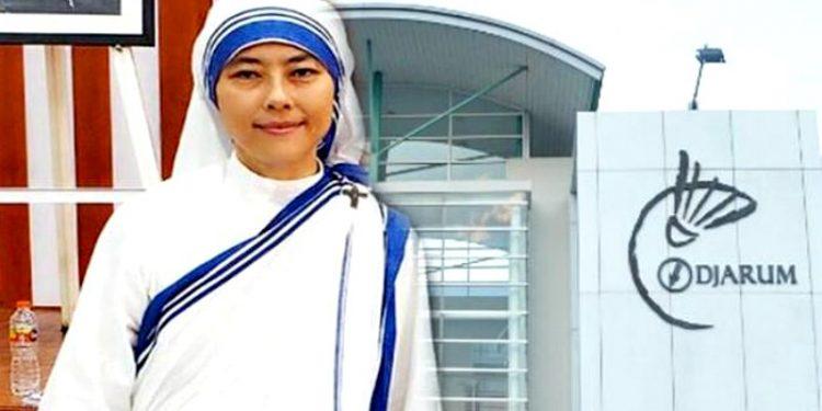 Teladan Suster Lucy Agnes, Anak Orang Kaya Pengikut St. Teresa