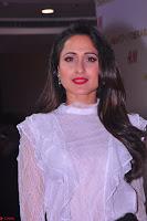 Pragya Jaiswal in lovely Black Mini Skirt and White Transparent Shirt ~  Exclusive 031.JPG