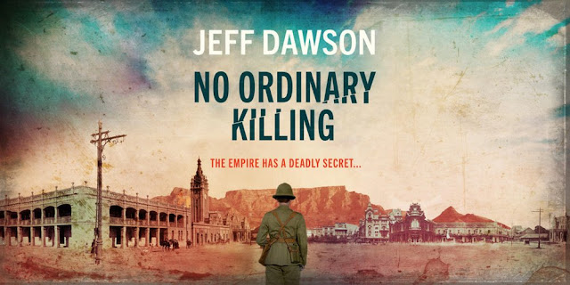 no-ordinary-killing, jeff-dawson, book, blog-tour
