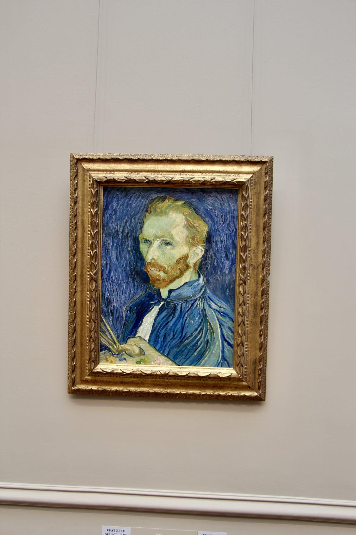 National gallery, van gogh, museum, art museum, travel guide