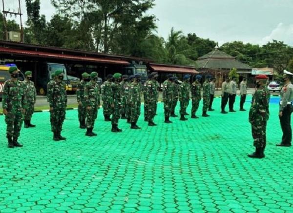 TNI/Polri Gelar Operasi Skala Besar di Natuna