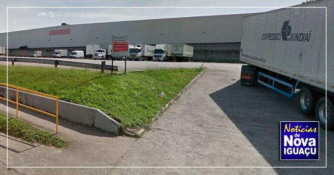 5c869bec6 Central de distribuição das Lojas Americanas é assaltada em Nova Iguaçu