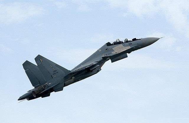 Su-30MKM Punca Letupan Kuat Di Laut Terengganu