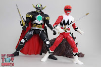 Lightning Collection Lost Galaxy Red Ranger 46