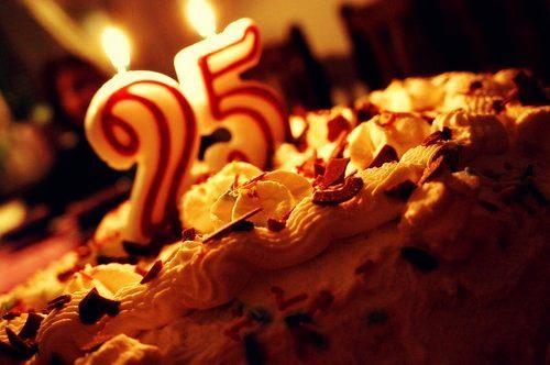 Feliz Aniversario 25: Gleid Ao Contrário: Feliz Aniversário Pra Mim