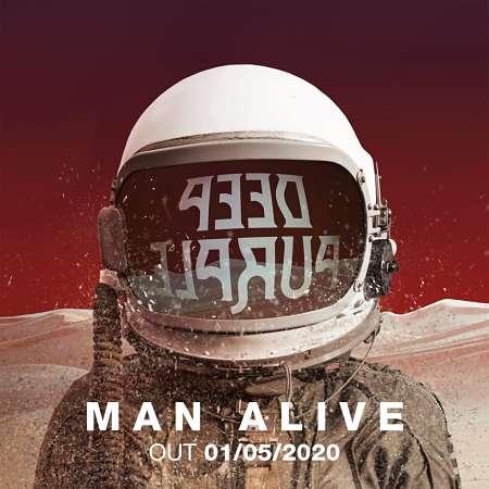 "DEEP PURPLE: Video για το νέο single ""Man Alive"""