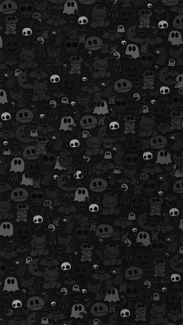 halloween background for iphone