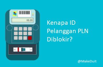 ID Pelanggan PLN Diblokir: Penyebab dan Solusi