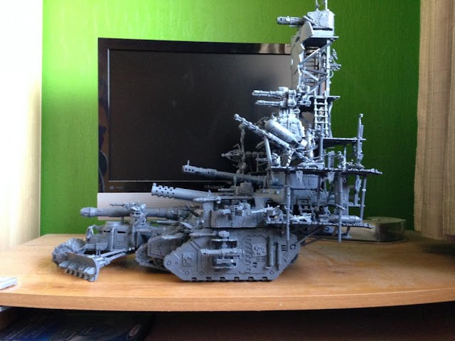 What's On Your Table: Kustom Mega Snazz Fortress