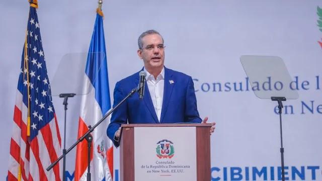 Presidente Abinader evaluará su repostulación