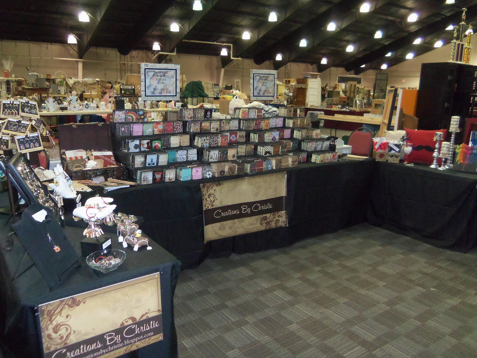 Art And Craft Show At Pheasant Run Il