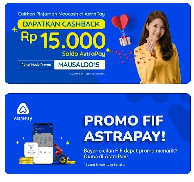 Promo AstraPay