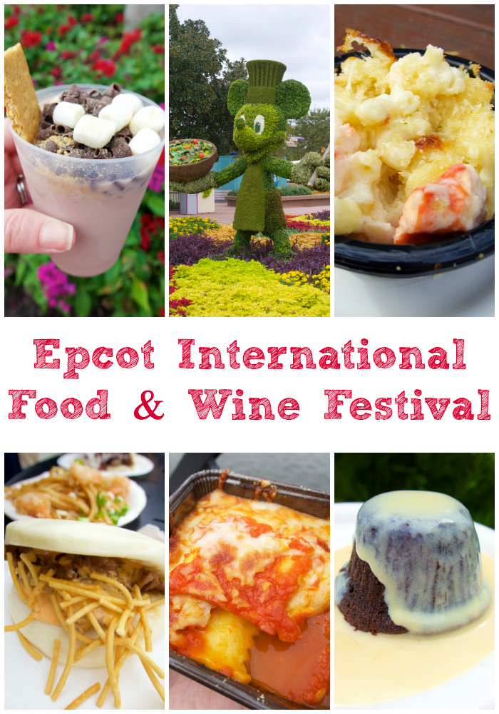 Drink Around The World Epcot Food And Wine Festival