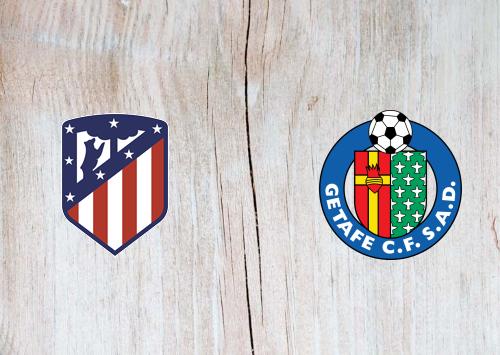Atletico Madrid vs Getafe -Highlights 30 December 2020
