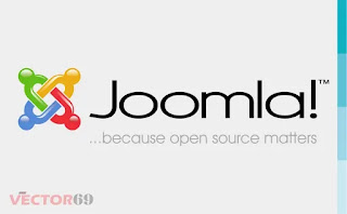 Logo Joomla - Download Vector File SVG (Scalable Vector Graphics)