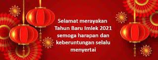 quotes ucapan tahun baru imlek 2021