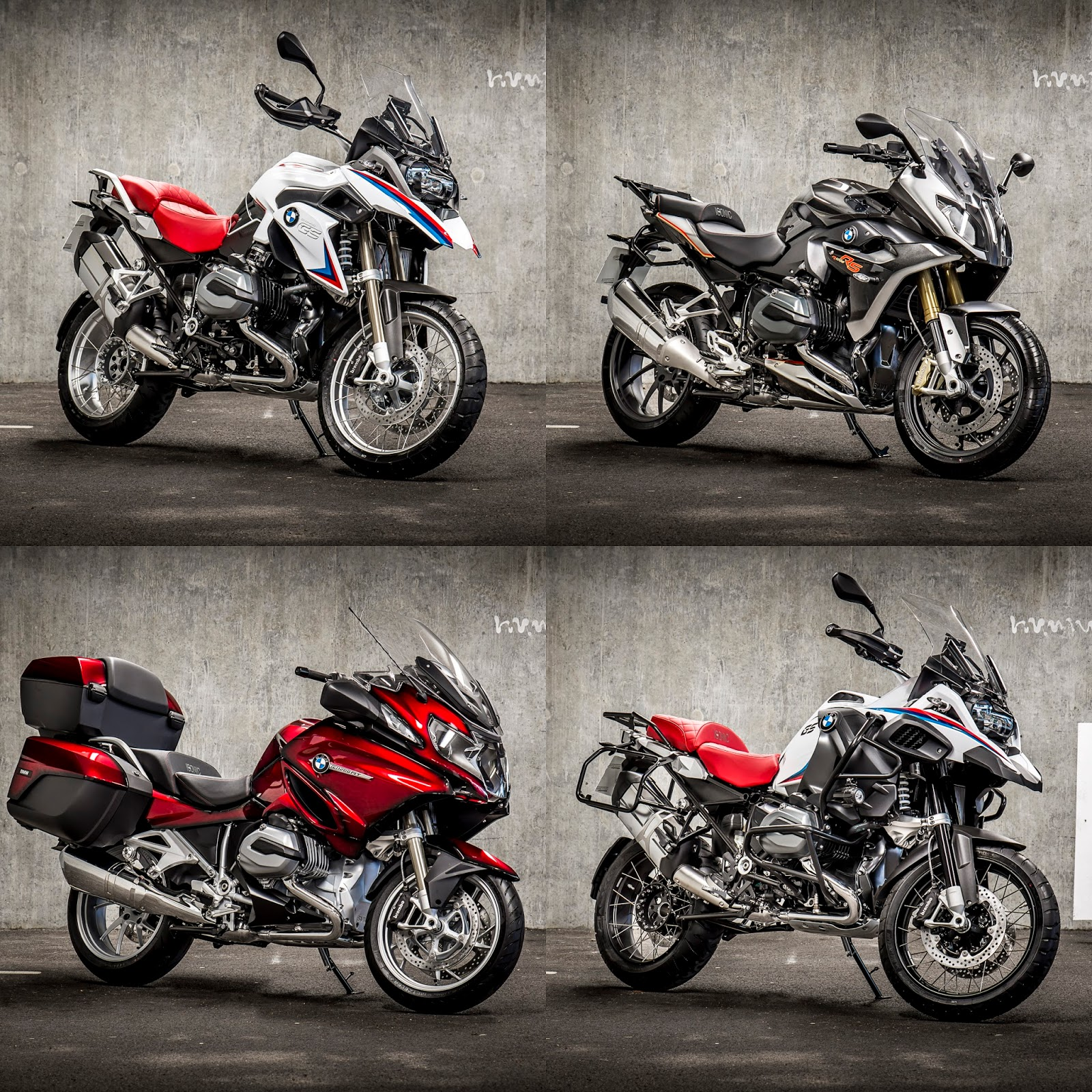 Bmw Motorrad Uk Meet The Iconic Collection What Are They