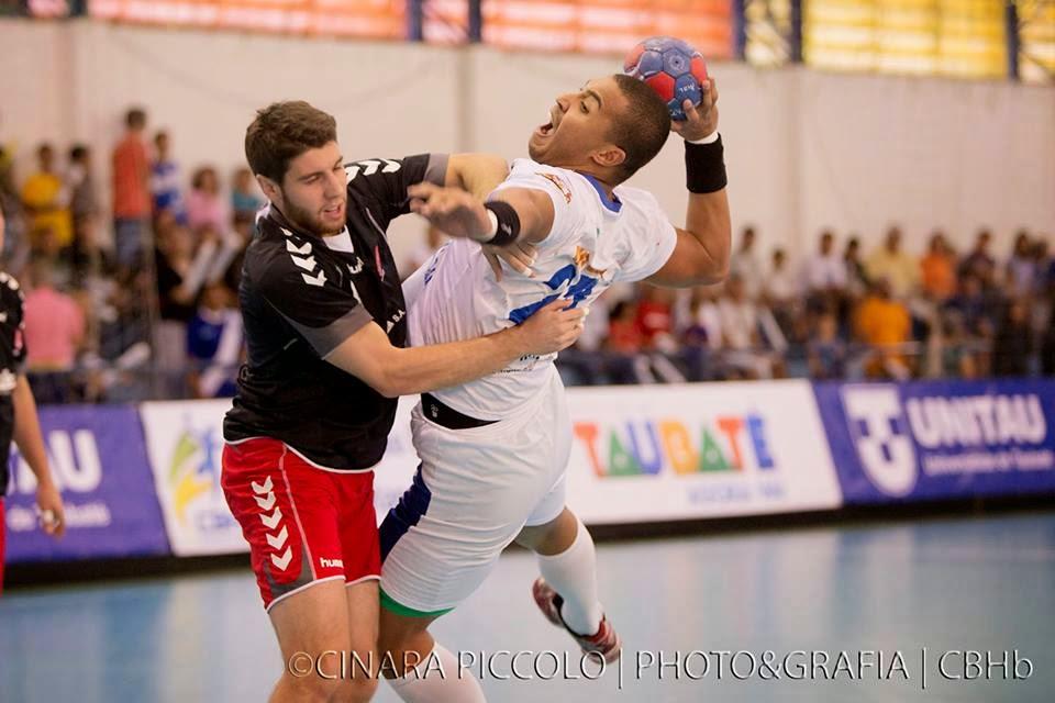Pinheiros-Taubaté, la final del Panamericano de Clubes 2014 | Mundo Handball