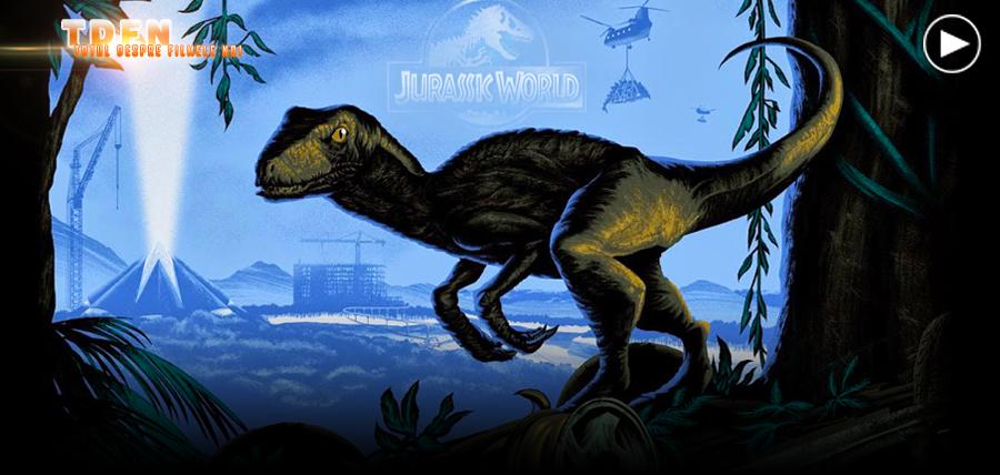 Jurassic World, are loc la 22 ani de la acţiunea petrecută în primul film Jurassic Park.