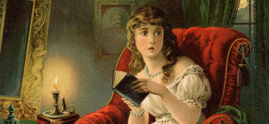 o que é literatura gótica