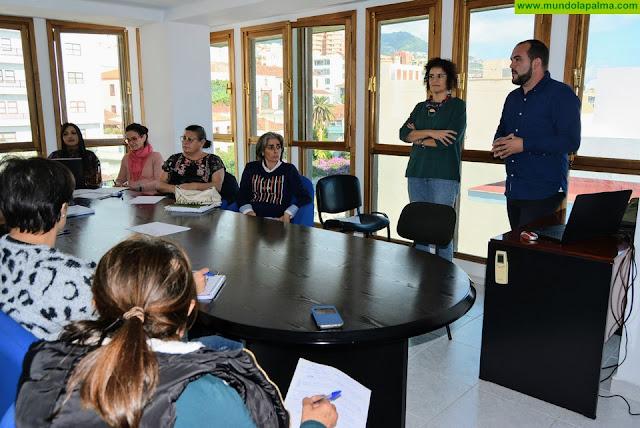 La Consejería de Cultura del Cabildo apuesta por implantar una Red Insular de Bibliotecas en La Palma