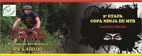 COPA NINJA DE MTB 2020 - 2ª ETAPA (INFO)