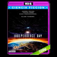 Día de la Independencia: Contraataque (2016) WEB-DL 720p Audio Dual Latino-Ingles