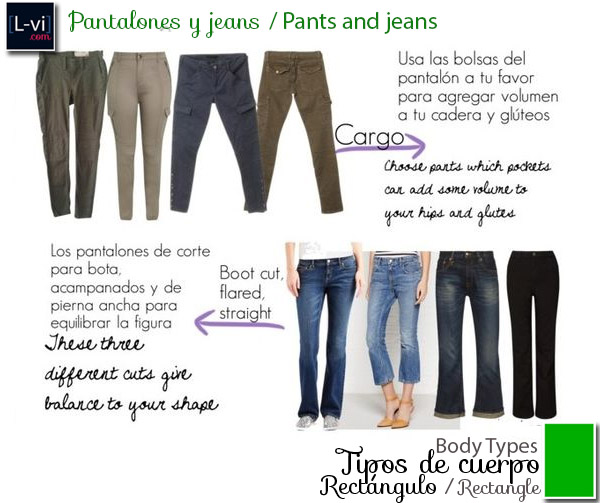 [Rectangle] Pants and jeans. L-vi.com