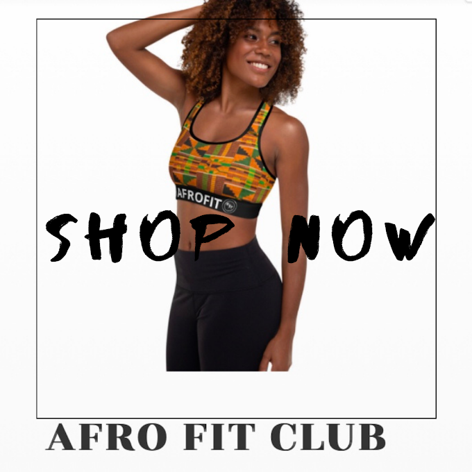 Stylish African Print Activewear