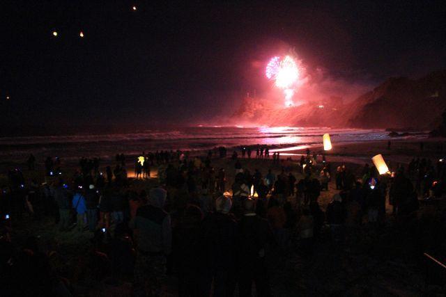 San Juan de la Costa confirma fuegos artificiales para 2020
