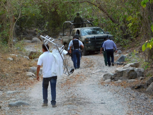Encuentran 14 cadáveres en Jalisco, mientras en 12 hrs en Zacatecas y Chihuahua van más de 19 ejecutados
